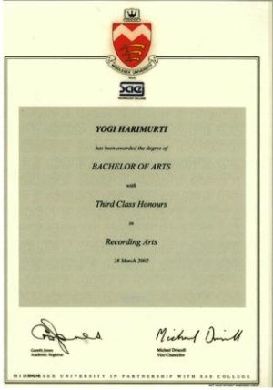 CV Yogi 2