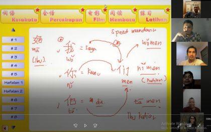 Idiom dalam Bahasa Mandarin