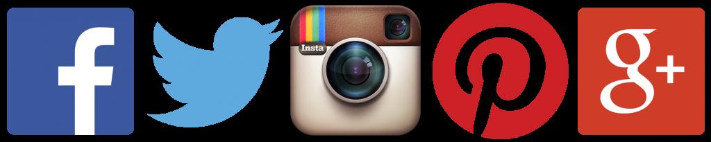 Media sosial dan aplikasi musik