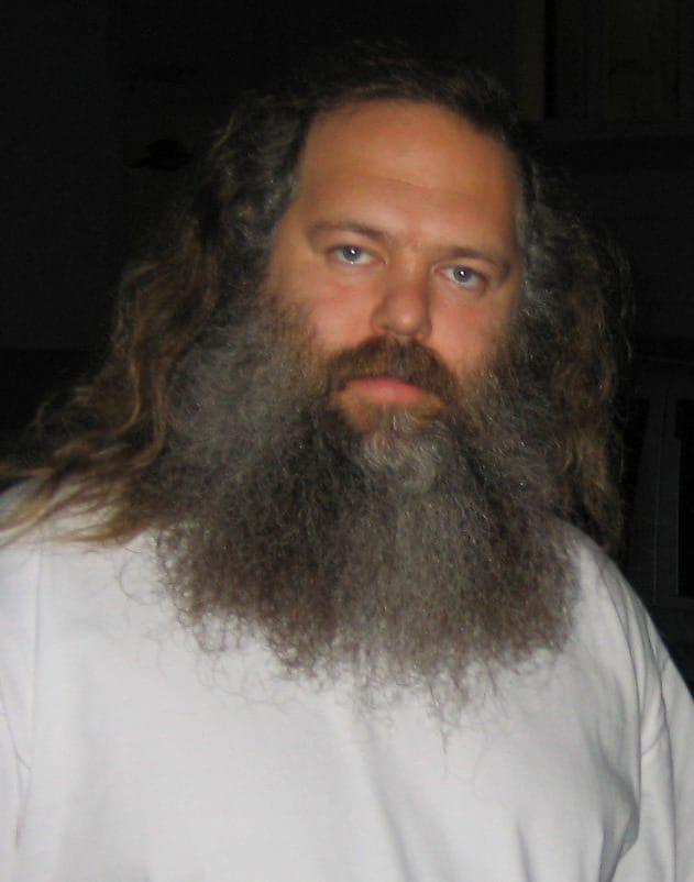 Rick Rubin Produser Musik Red Hot Chilli Peppers (RHCP)